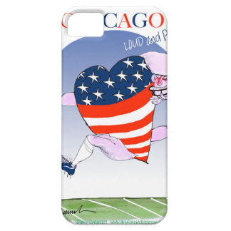 Chicago Loud and Proud, tony fernandes iPhone 5 Case