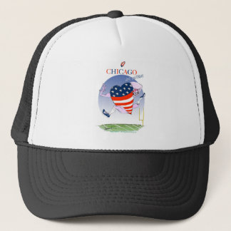 Chicago Loud and Proud, tony fernandes Trucker Hat