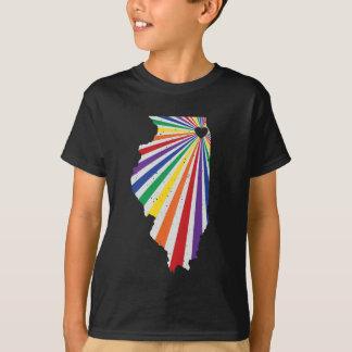 Chicago Love (Pride) T-Shirt