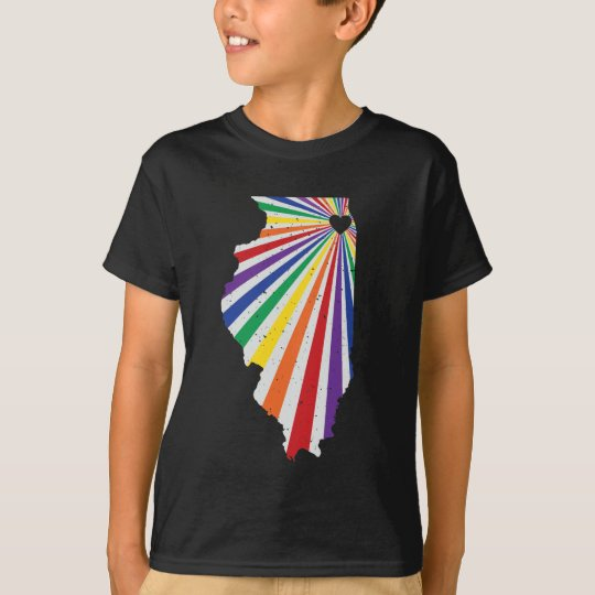 Chicago Love (Pride) T-Shirt