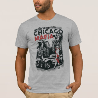 Chicago Mafia T-shirt