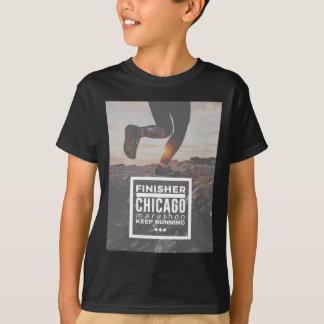 Chicago Marathon Finisher Run Running Race T-Shirt