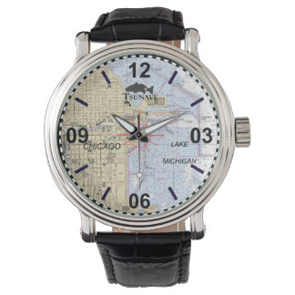 Chicago Nautical Chart Watch