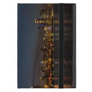 Chicago Night Cityscape iPad Mini Cover