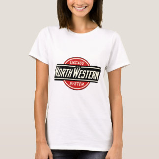 Chicago & Northwestern Railroad Logo 1 T-Shirt