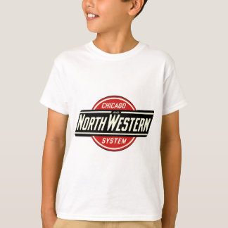 Chicago & Northwestern Railroad Logo 1 T-Shirt