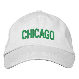 Chicago Personalized Adjustable Hat