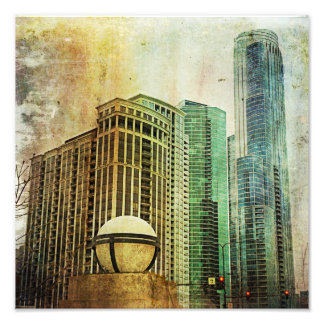 Chicago Photo Print