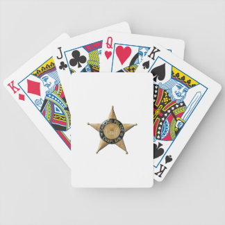 Chicago Police Chaplain Bicycle Playing Cards