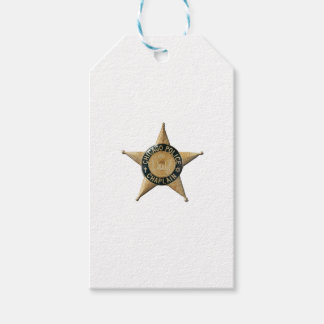 Chicago Police Chaplain Gift Tags
