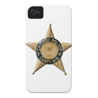 Chicago Police Chaplain iPhone 4 Cover