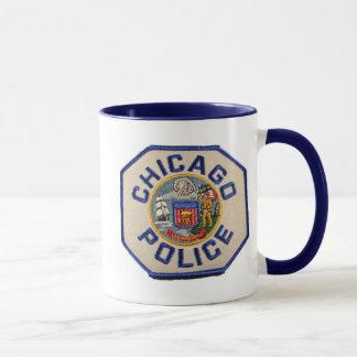 Chicago Police coffee mug