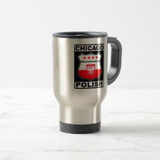 Chicago Polish American Mug