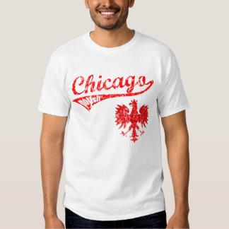 Chicago Polish Baseball style Shirt