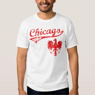 Chicago Polish Baseball style Tshirts