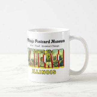 Chicago Postcard Museum Coffee Mug