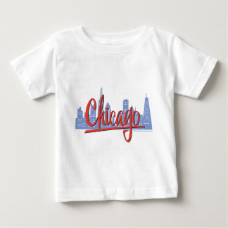 CHICAGO-RED BABY T-Shirt