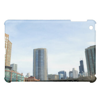 Chicago River Cover For The iPad Mini