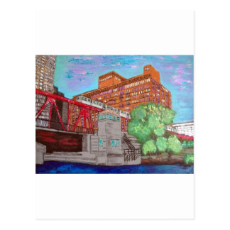 Chicago River Postcards