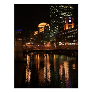 Chicago River Post Cards