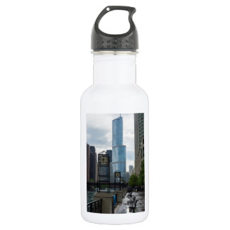 Chicago River Walk 532 Ml Water Bottle