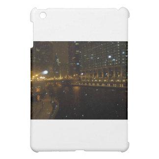 Chicago River walk along Michigan Ave. iPad Mini Cases