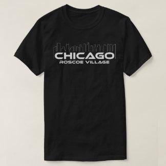 Chicago Roscoe Village T-Shirt