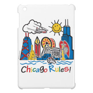 Chicago Rules iPad Mini Case