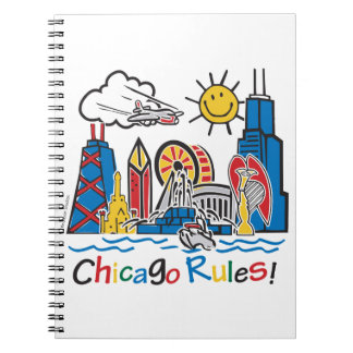 Chicago Rules Notebooks
