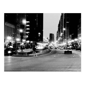 Chicago Runner Postcard