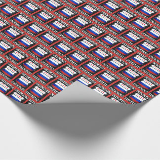 Chicago Russian American Gift Wrap