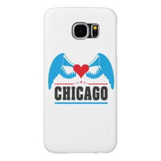Chicago Samsung Galaxy S6 Cases