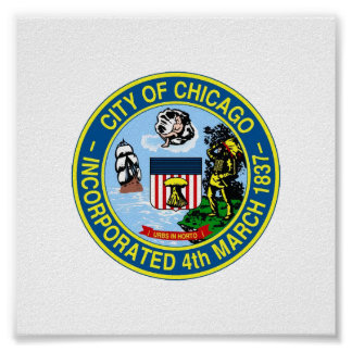 Chicago Seal Poster