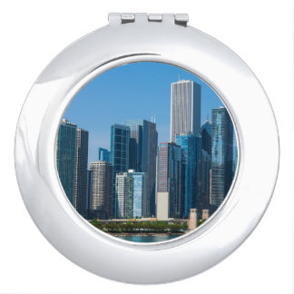Chicago Skycrapers Vanity Mirrors