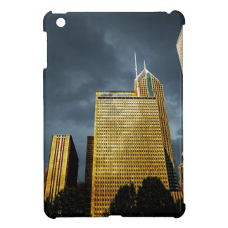 Chicago Skyline Before A Storm iPad Mini Cases