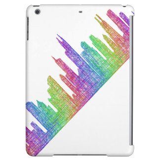Chicago skyline case for iPad air