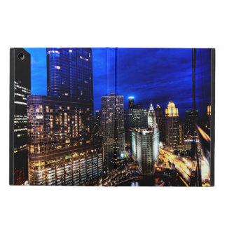 Chicago Skyline iPad Air Covers