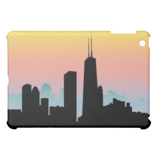 Chicago Skyline Cover For The iPad Mini