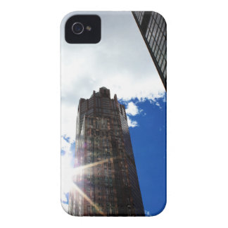 Chicago Skyline iPhone 4 Case-Mate Case