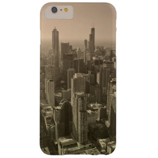 Chicago Skyline, John Hancock Center Skydeck Barely There iPhone 6 Plus Case