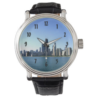 Chicago Skyline Photography Watch