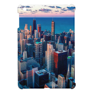 Chicago Skyline Sundown iPad Mini Case