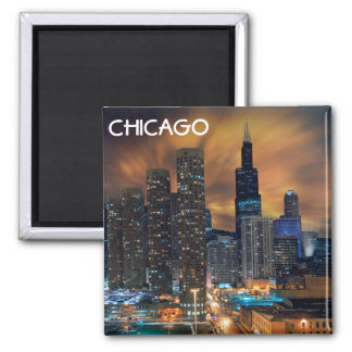 Chicago Skyscraper Magnet