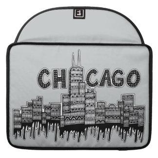 Chicago Sleeve For MacBooks