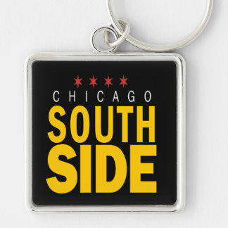 CHICAGO SOUTH SIDE - Key Chain