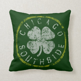 Chicago Southside Irish American MoJo Pillow