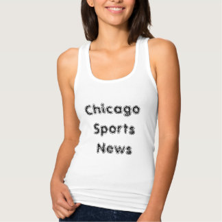 Chicago Sports News Tank Top