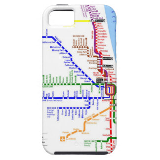Chicago subway Case-Mate Case