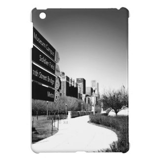 Chicago This Way I pad Case Cover For The iPad Mini