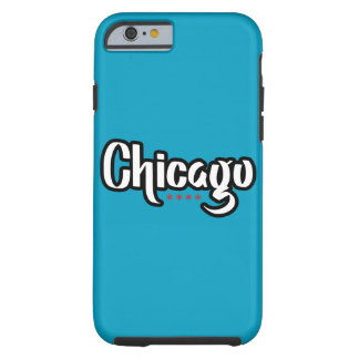 Chicago Tough iPhone 6 Case